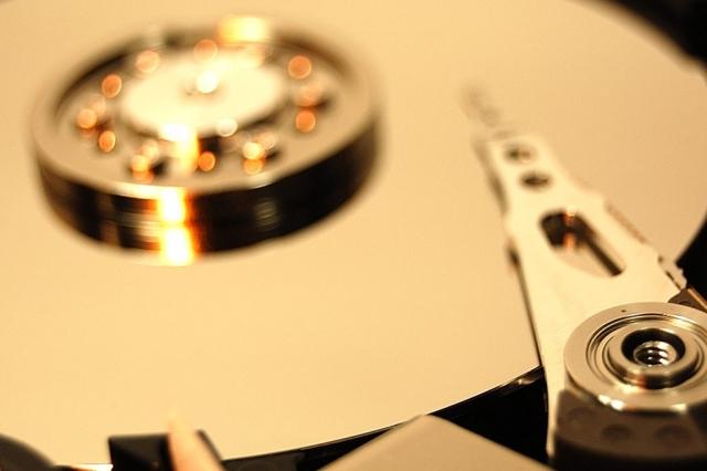 ハードディスクには寿命がある
