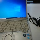Panasonic Let's note CF-S10 Windowsが起動できない ハードディスク故障が原因でWindowsが起動できない状態でした。